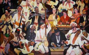 丝绸之路上的音乐史|流转:从中亚之心的见证到非遗的传承