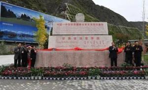 中国-中亚西亚国家法官交流培训基地揭牌,为交流合作添渠道
