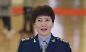党代表通道|刘文力:能够驾驶自主生产研制的战机非常自豪