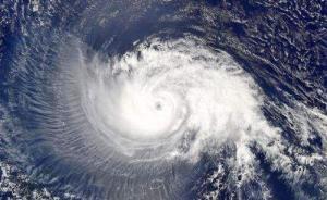 """中央气象台发布台风蓝色预警:第23号台风""""达维""""生成"""