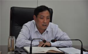 湖北省政府副秘书长贺盛有涉嫌严重违纪,接受组织审查
