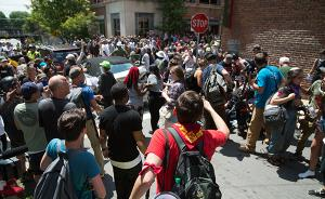 """弗州暴力冲突:美国""""新纳粹""""作为政治力量正式登场?"""
