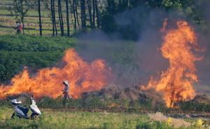 黑龙江:省级6个秸秆焚烧督查组对焚烧火点较多县市重点督导
