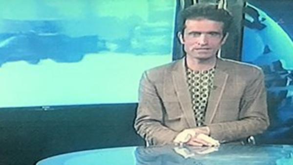 阿富汗一电视台遇袭,主播缠绷带出镜