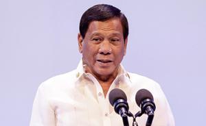 """特朗普到访前夕,菲律宾总统杜特尔特称菲仍是美""""最好朋友"""""""