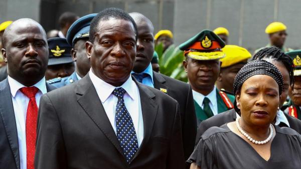 占卜93岁总统死期,津巴布韦副总统被炒2