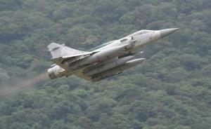 台军:失踪的幻影2000战机此前在编队训练,未有缠斗