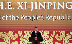习近平:我们迎来世界经济逐步向好的局面