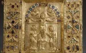 看看这些中世纪图书为什么要镶金嵌玉