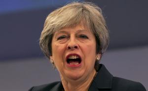40名保守党议员签对特雷莎·梅不信任函,重选党魁仅差八票