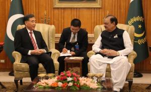 中国副总理访南亚引关注:中印对峙问题上巴总统完全支持中国