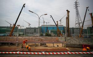 北京市郊铁路城市副中心线年底开通:长38.8公里拟设5站