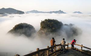 国家林业局公布第一批5条森林步道名单:含太行山武夷山等