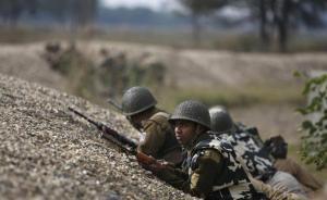 印控克什米尔地区再爆冲突,印军与武装分子爆发激烈枪战