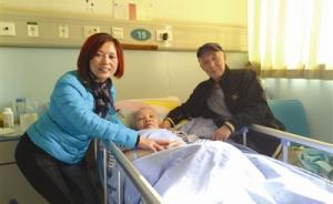 暖闻|上海老太成都旅游摔骨折,路人医院车站爱心接力
