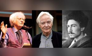 那些受中国诗歌哲学影响的美国著名诗人