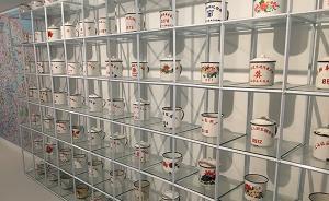 """上海第一百货明试营业:""""弄堂""""进商场,搪瓷杯上寻当年单位"""