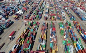 今年1至10月中朝贸易额43.6亿美元,同比降1.1%