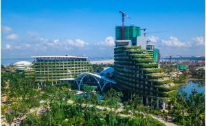 碧桂园森林城市屡获联合国大奖,受邀登陆《财富》全球论坛