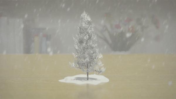 手绘动画|大雪时节,真的会下大雪吗?