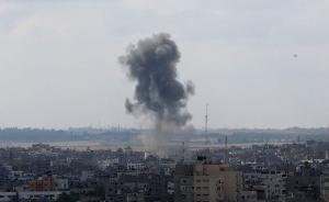 巴勒斯坦斥以色列空袭加沙致2人死亡,以方紧急否认