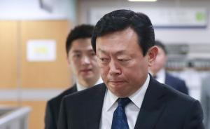 韩国检方提请法院判处乐天集团会长辛东彬入狱4年