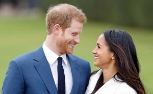 英国哈里王子与女友将于明年5月19日举行婚礼