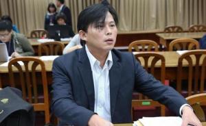 """""""立委""""黄国昌罢免案同意票数4.8万未达条件,确定未通过"""