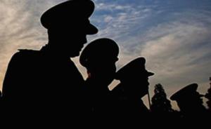 吉林省军区原副司令员马涛少将升任湖北省军区司令员