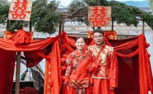 """业余演了一百场""""新郎新娘"""",杭州这对年轻人现在真要结婚了"""