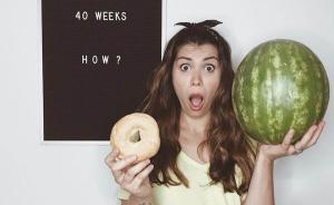 你是如何记录孕期生活?这位妈妈的想法还挺逗