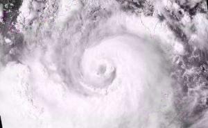 """今年首个台风红色预警来了:""""天鸽""""午时将登陆珠海阳江一带"""