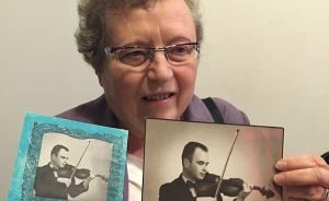 上海交响乐团欧巡遇家属,奥地利老太太送来上海城市记忆