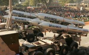 """越南开始接收印度""""布拉莫斯""""导弹,未来或引进更多印制武器"""