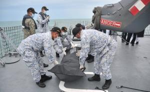 美国海军:马来西亚发现的尸体非撞船事故失踪水兵