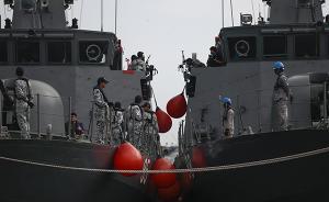 """观察 美国海军频繁撞船背后:是""""自大""""还是""""入不敷出"""""""