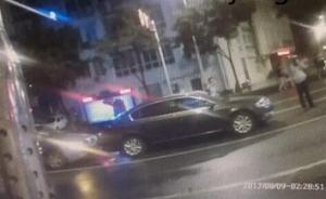 镇江一的哥发现醉酒乘客开车故意撞车,敲诈5万未果报警报复