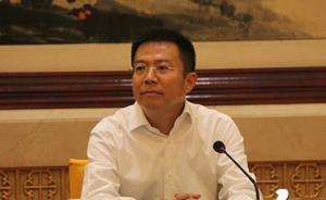 山西吕梁市委常委、常务副市长张广勇任市委副书记