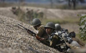 印巴军队在克什米尔再交火,伤亡暂时不详
