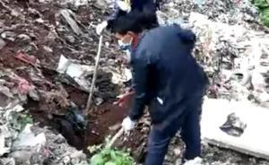 云南昭通两儿童失踪家长怀疑被埋垃圾山下,官方:正全力搜寻
