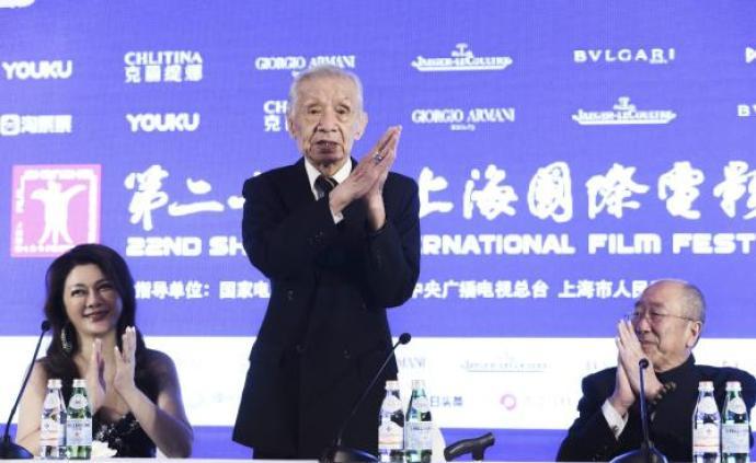 """金爵竞赛片《拂乡心》:96岁常枫的彩票""""封箱之作"""""""