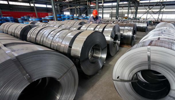 8月全国规模以上工业增加值同比增长4.4%_中欧新闻_欧洲中文网