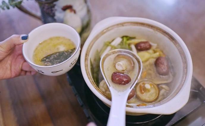 视频丨霜降:牛肉暖汤锅,空天万里霜